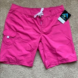 Women's swim shorts - size 14 - NEW with tags!